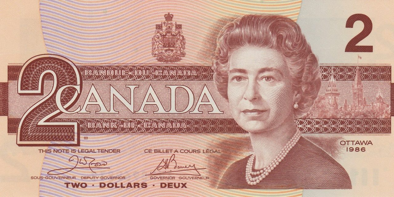 加拿大面额千元的纸币,您见过吗?Have you seen Canada's $1,000 banknotes?