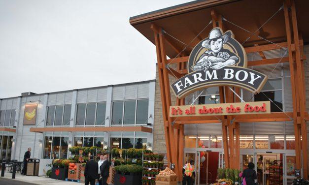 连锁品牌Farm Boy在大多区扩展业务 不惧亚马逊进军杂货业Farm Boy expands business in the Greater Toronto Area and is not afraid of Amazon's entry into the grocery industry