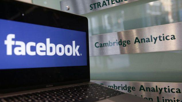 六十多万加拿大脸书用户的个人信息被Cambridge Analytica公司获得