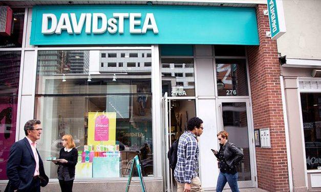 DavidsTea首席执行官在董事会改组后辞职DavidsTea chief executive resigns after board shakeup