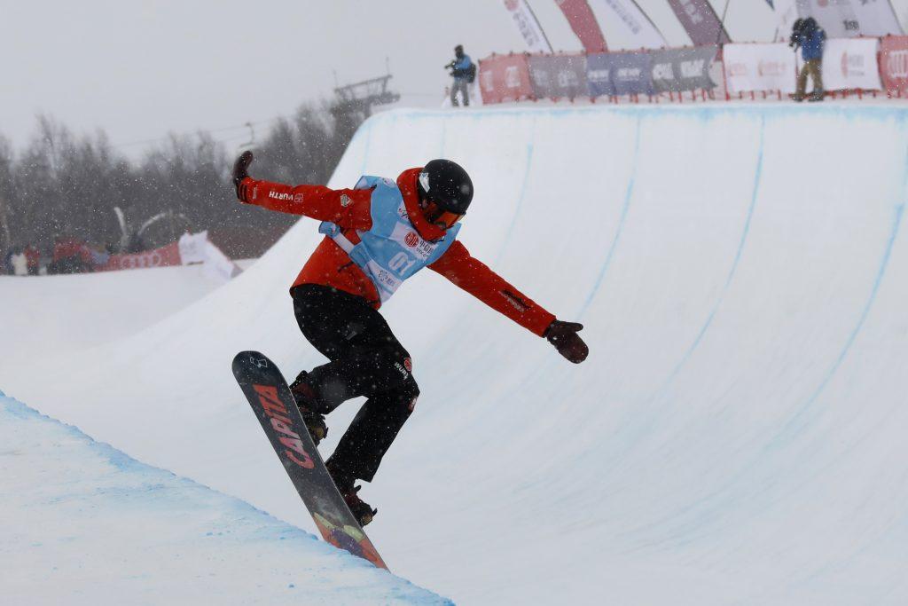 图为在崇礼举办的滑雪赛事。作者崇礼区委宣传部提供
