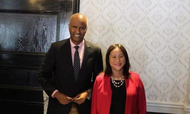 加拿大移民放宽是未来趋势 移民部长胡森和国会议员叶嘉丽与华媒谈移民政策