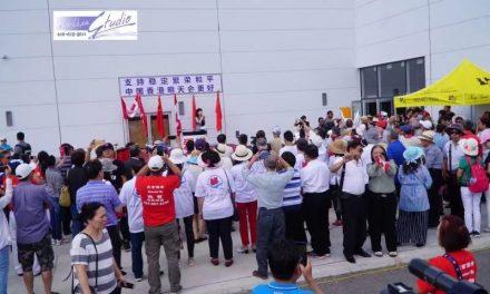 支持稳定繁荣和平,中国香港明天会更好