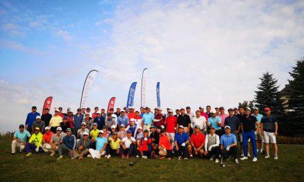 第三届精英汇高尔夫秋季大赛多伦多举行