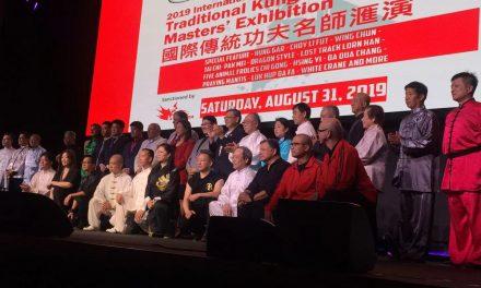 武林高手 功夫对决 第一届国际传统功夫名师汇演