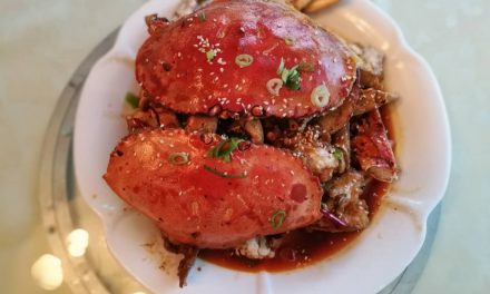 迎中秋 豪迈思念 来一段与食全食美香辣蟹和麻辣龙虾的香辣激情