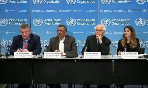 Statement on the second meeting of the International Health Regulations (2005) Emergency Committee regarding the outbreak of novel coronavirus (2019-nCoV)世界卫生组织宣布 新型冠状病毒为国际公共卫生紧急事件