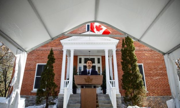 Prime Minister announces support for vulnerable Canadians affected by COVID-1 加拿大总理有爱,一个保护弱者的国家是一个可以战胜疫情了不起的国家