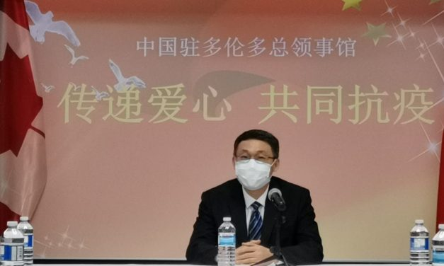中华人民共和国驻多伦多总领馆关于低龄留学人员信息登记的通知