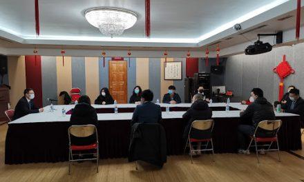 """中华人民共和国驻加拿大使馆向领区留学人员发放防疫""""健康包""""的通知"""