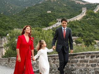 加拿大总理贾斯廷·特鲁多将对中国进行正式访问