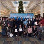西部中国巡展皮克灵市民喜迎圣诞前视觉盛宴