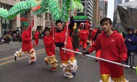 """一年一度的""""绿帽子节""""又来啦!今年华人也将参与,绿龙助阵戴绿帽~"""
