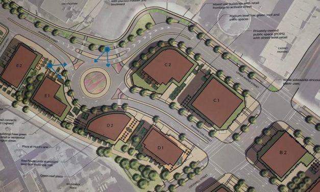"""终于,哈利法克斯进入了21世纪""!市政府在Cogswell重建项目上举行公开会议'Finally, Halifax is coming into the 21st century:' Municipality holding public meetings on Cogswell redevelopment project"