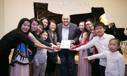 薪火相传·让爱延续 — 记第五届Ivory Keys for Cancer慈善钢琴音乐会