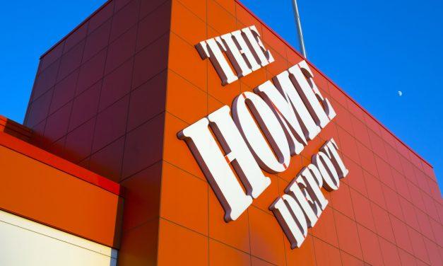 家得宝的第一季度利润依旧客观 Home Depot's 1Q profit remains optimistic