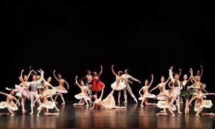 """""""讲中国故事""""辽宁芭蕾舞团世界巡演多伦多站演出成功落幕"""