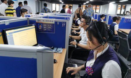 海口椰城政务智慧管理,实通百姓,行走中国·境外华文媒体海南行系列报道三