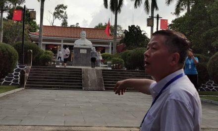 历史风云人物,文昌宋氏家族,行走中国·境外华文媒体海南行系列报道六