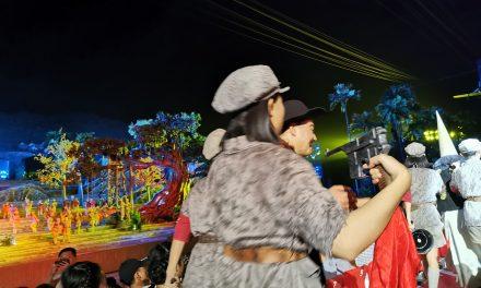"""""""不忘初衷,牢记使命""""《红色娘子军》打造海南红色文化,行走中国·境外华文媒体海南行系列报道十五"""