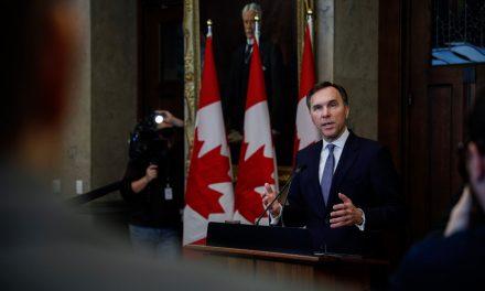 加拿大政府公布最新经济及财政报告  Government of Canada ReleasesEconomic and Fiscal Update