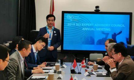 2020年Sci创新大赛启动仪式在多伦多举行