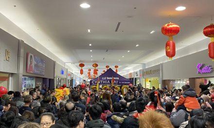 「活力年宵迎金鼠」圓滿成功兩萬多名市民歡渡春節