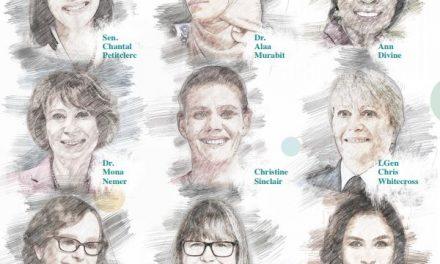国际妇女节将至,加拿大政府发起#因为有你#运动,表彰 妇女权益的开拓者Government of Canada launches #BecauseOfYou campaign for International Women's Day to honour trailblazers in women's rights