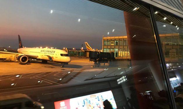 向最后一班航班回加立马在家隔离14天的同志致敬,北京飞多伦多一路见闻