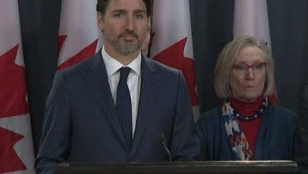 加拿大总理成立COVID-19委员会//Prime Minister creates committee on COVID-19